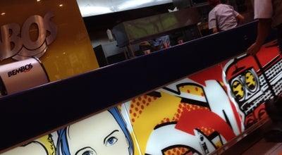 Photo of Burger Joint Bembos at Av. Javier Prado Este 420, San Isidro 27, Peru