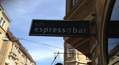 Photo of Cafe Herbert'z Espressobar at Immenhofer Str. 13, Stuttgart 70180, Germany