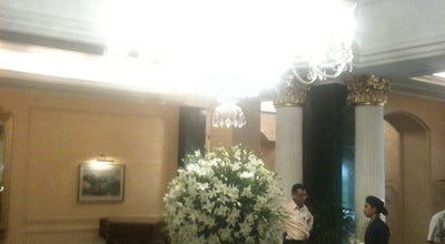 Photo of Hotel The Oberoi Grand at 15, Jawaharlal Nehru Rd, Kolkata 700013, India