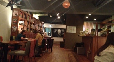 Photo of Cafe WORLD BOOK CAFE at 南1条西1丁目, 札幌市中央区, Japan