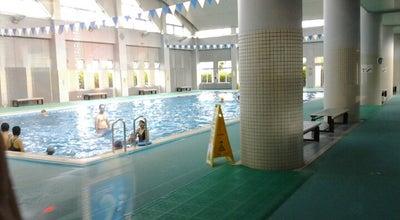 Photo of Pool 甲府市リサイクルプラザ プール at 上町601-2, 甲府市 400-0831, Japan