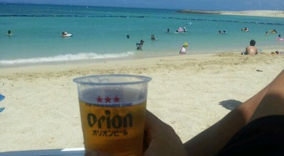 Photo of Beach 美らSUNビーチ at 豊崎5-1, 豊見城市 901-0225, Japan