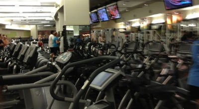 Photo of Gym / Fitness Center Equinox Columbus Circle at 10 Columbus Circle, New York, NY 10019, United States