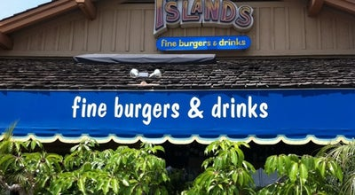 Photo of Burger Joint Islands Restaurant at 3533 East Foothill Boulevard, Pasadena, CA 91107, United States