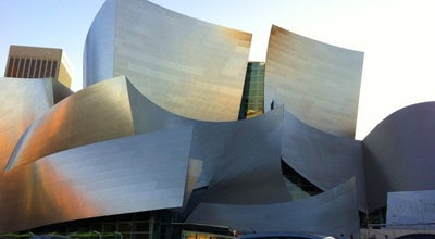 Photo of Concert Hall Walt Disney Concert Hall at 111 S Grand Ave, Los Angeles, CA 90012, United States
