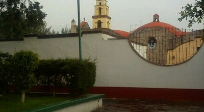 Photo of Church Tepalcapa at Cuautitlan Izcalli, Mexico