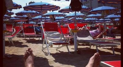 Photo of Beach Bagni Lallo at Viale Trieste, Pesaro, Italy