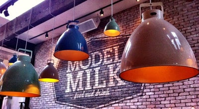 Photo of Southern / Soul Food Restaurant Model Milk at 308 17 Ave Sw, Calgary, AB T2S 0A8, Canada