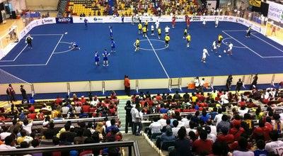 Photo of Stadium Stadium Malawati at Persiaran Sukan, Seksyen 13, Shah Alam 40100, Malaysia