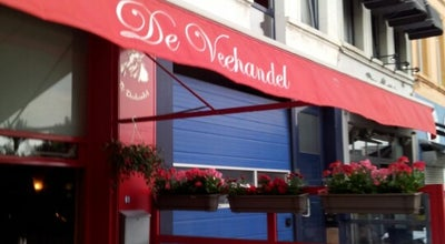 Photo of Steakhouse De Veehandel at Lange Lobroekstraat 61, Antwerpen 2060, Belgium