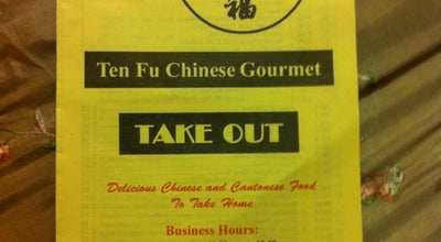 Photo of Chinese Restaurant Ten Fu Chinese Gourmet at 101-199 E 12th St, Flint, MI 48503, United States