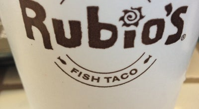 Photo of Mexican Restaurant Rubio's at 20355 Yorba Linda Blvd, Yorba Linda, CA 92886, United States