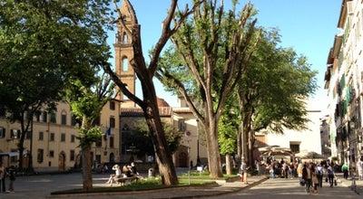 Photo of Plaza Piazza Santo Spirito at Piazza Santo Spirito, Firenze, Italy