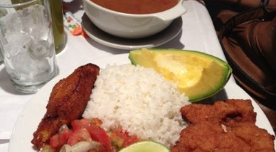 Photo of Caribbean Restaurant Fulanitos at Calle 81, Bogotá, Colombia