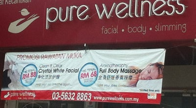 Photo of Spa Pure Wellness at 15-g, Jalan Usj 10/1e, Subang Jaya 47600, Malaysia