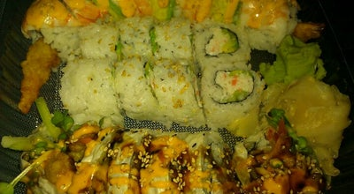 Photo of Sushi Restaurant Domo Sushi at 9625 Mission Gorge Rd, Santee, CA 92071, United States