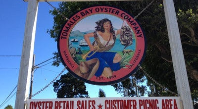 Photo of Seafood Restaurant Tomales Bay Oyster Company at 15479 Hwy 1, Marshall, CA 94940, United States