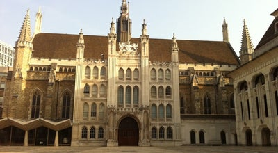 Photo of Government Building Guildhall at Guildhall Yard, City of London EC2V 7HH, United Kingdom