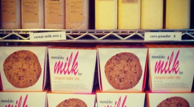 Photo of Dessert Shop Momofuku Milk Bar at 561 Columbus Ave, New York, NY 10024, United States