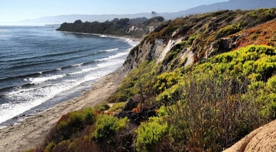 Photo of Beach Santa Barbara Shores County Park at Ellwood Beach & Bluffs, Goleta, CA 93117, United States