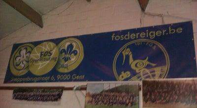 Photo of Social Club Scoutslokaal 191ᵉ FOS De Reiger at Sneppenbrugstraat 6, Gent 9000, Belgium