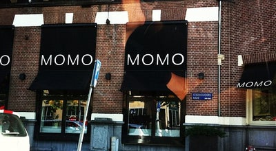 Photo of Asian Restaurant MOMO at Hobbemastraat 1, Amsterdam 1071 XZ, Netherlands