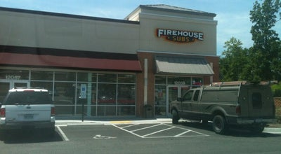 Photo of American Restaurant Firehouse Subs at 12059 Southshore Pointe Rd, Midlothian, VA 23112, United States