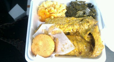 Photo of Southern / Soul Food Restaurant Q-Time Restaurant at 1120 Ralph David Abernathy Blvd Sw, Atlanta, GA 30310, United States