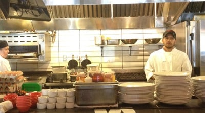 Photo of American Restaurant Calafia Café & Market A-Go-Go at 855 El Camino Real, Palo Alto, CA 94301, United States