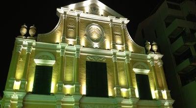 Photo of Church Igreja de São Domingos / St. Dominic's Church 聖母玫瑰堂 at Largo De São Domingos, Macau, Macao