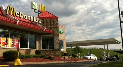 Photo of Fast Food Restaurant McDonald's at 1790 S Florissant, Cool Valley, MO 63121, United States