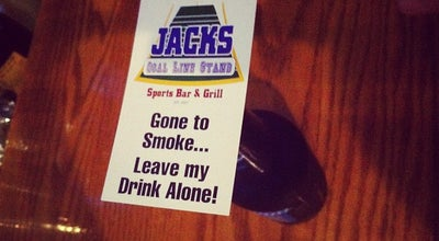 Photo of Bar Jack's Goal Line Stand at 149 Brighton Ave, Long Branch, NJ 07740, United States