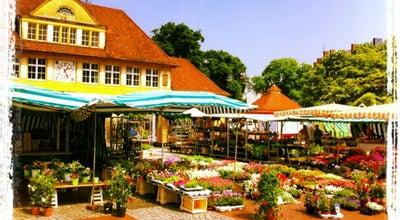 Photo of Farmers Market Wochenmarkt Siegfriedplatz at Siegfriedplatz, Bielefeld 33615, Germany
