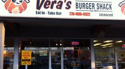 Photo of Burger Joint Vera's Burger Shack at 7218 King George Hwy, Surrey, BC V3W 5A5, Canada