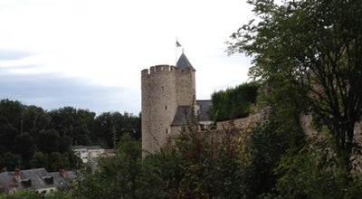 Photo of Historic Site Forteresse Du Faucon Noir at Rue Du Chateau, Montbazon 37250, France