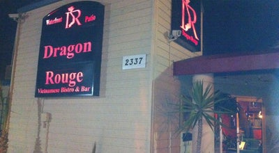 Photo of Vietnamese Restaurant Dragon Rouge at 2337 Blanding Ave, Alameda, CA 94501, United States