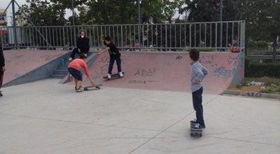 Photo of Skate Park Skate Park at Ηλιούπολη, Greece