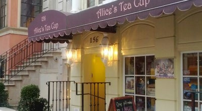 Photo of Tea Room Alice's Tea Cup at 156 E 64th St, New York, NY 10065, United States