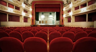 Photo of Theater Teatro Nuovo at Piazza Francesco Viviani 10, Verona 37121, Italy
