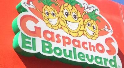Photo of Snack Place Gaspachos El Boulevard at Blvd. García De León #1220, Morelia 58260, Mexico