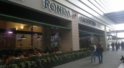 Photo of Argentinian Restaurant Fonda Argentina at Acoxpa 430 L-6, Tlalpan 14340, Mexico