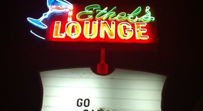 Photo of Bar Ethel's Lounge at 114 King St N, Waterloo, ON N2J 2X7, Canada