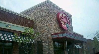 Photo of Food Chili's Grill & Bar at 828 Bridgeport Ave, Shelton, CT 06484, United States