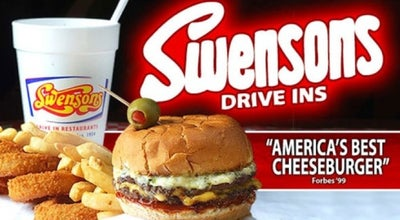 Photo of Burger Joint Swensons Drive-In at 680 E Cuyahoga Falls Ave, Akron, OH 44310, United States
