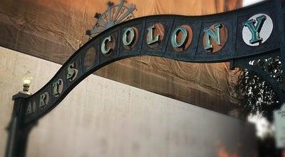 Photo of Art Gallery Pomona Arts Colony at 281 S Thomas St, Pomona, CA 91766, United States