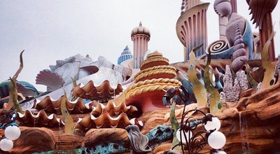 Photo of Theme Park マーメイドラグーン (Mermaid Lagoon) at 舞浜1-1, 浦安市 279-0031, Japan