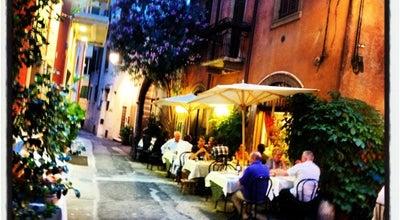 Photo of Italian Restaurant Ristorante Greppia at Vicolo Samaritana, Verona, Italy