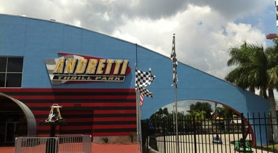 Photo of Theme Park Andretti Thrill Park at 3960 S Babcock St, Melbourne, FL 32901, United States