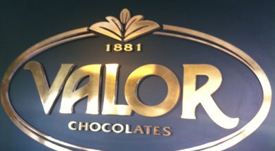 Photo of Chocolate Shop Chocolateria Valor Valencia at Pl. Reina, 20, Valencia 46003, Spain