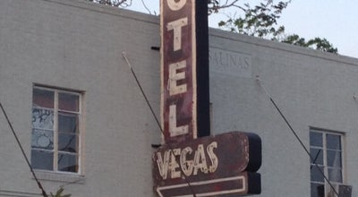 Photo of Music Venue Hotel Vegas at 1500 E 6th St, Austin, TX 78702, United States